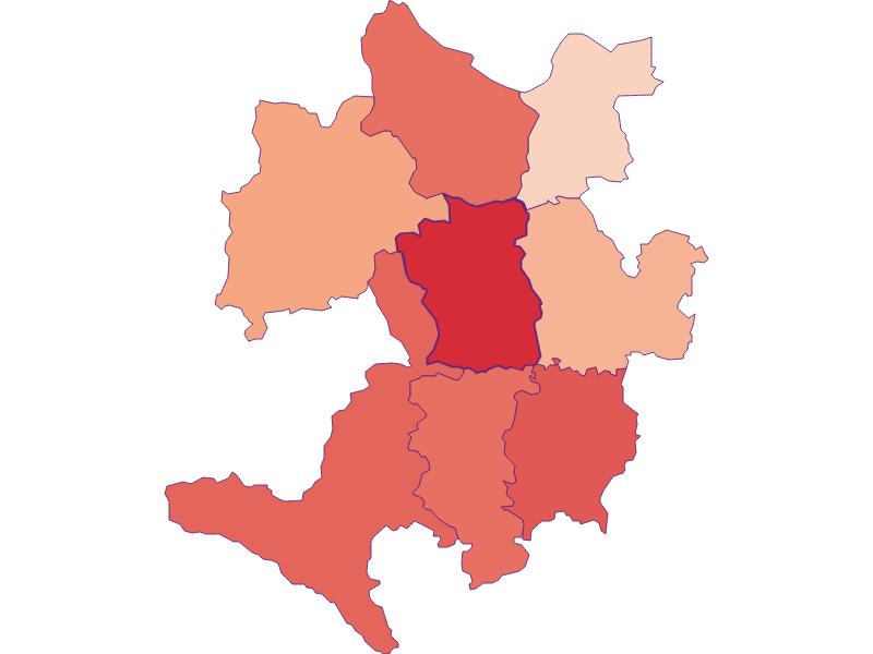 Activity rate in Wolfsbach