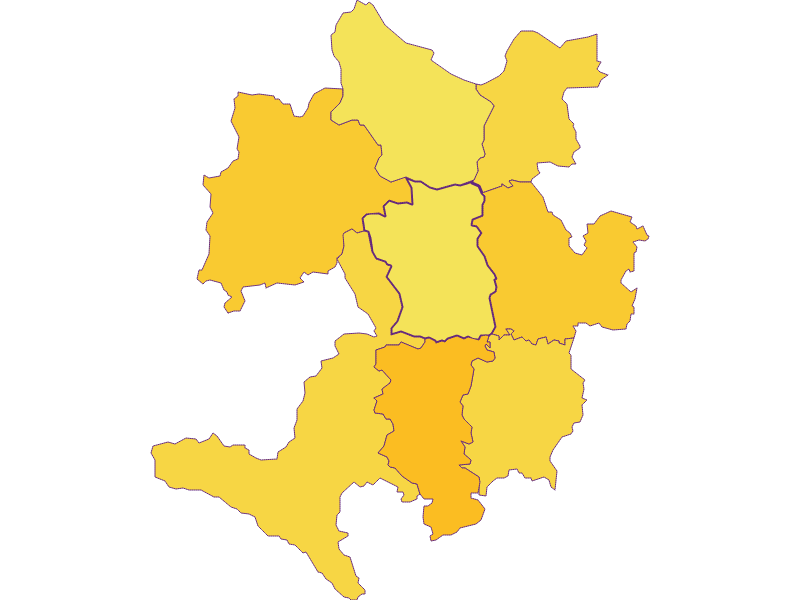 Population density in Wolfsbach