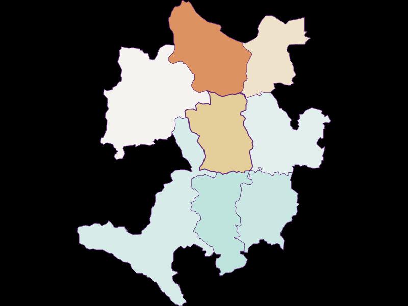 Population development since 1869 in Wolfsbach