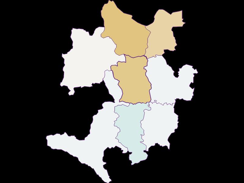 Population development since 1900 in Wolfsbach