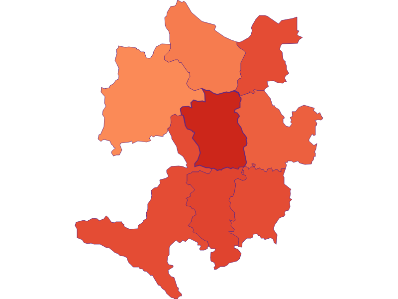 Household size in Wolfsbach