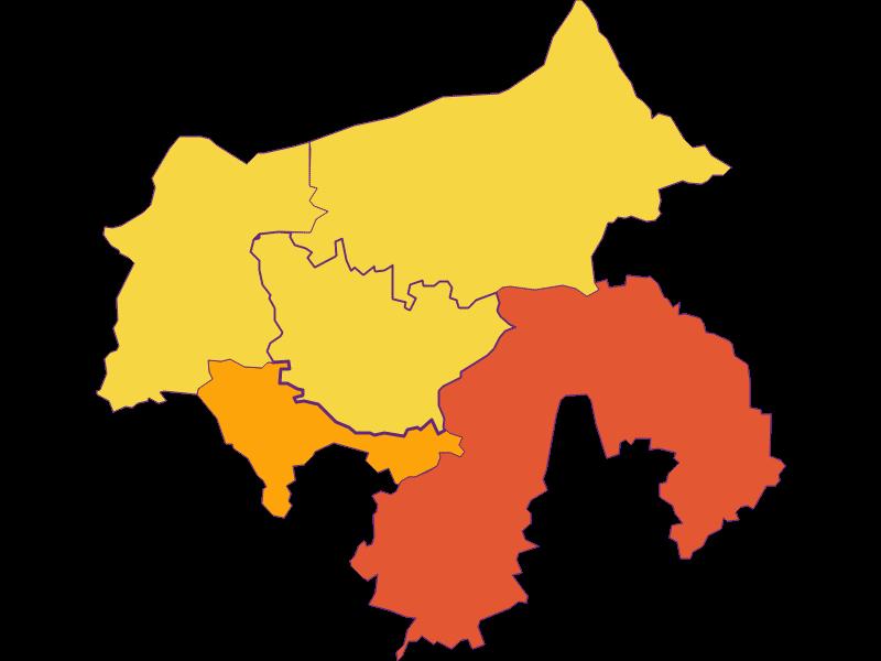 Population density in Zeillern