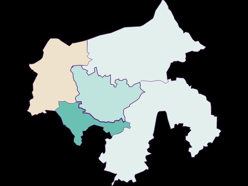 Population development since 2011 in Zeillern