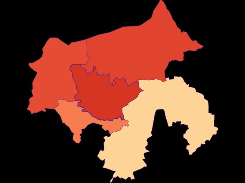 Household size in Zeillern