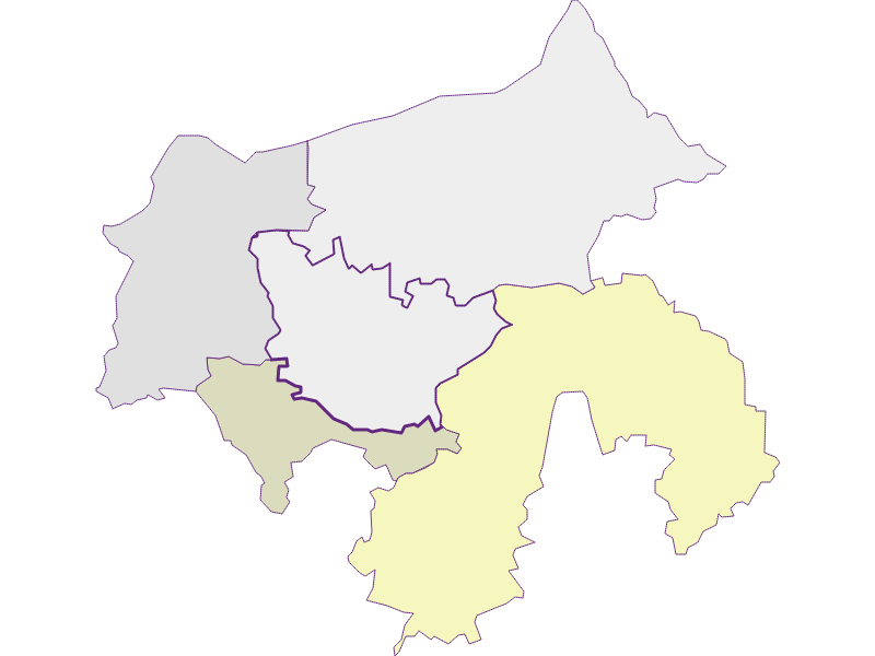 Farmers (comparison to federal state) in Zeillern