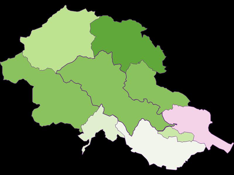Settlement in Alland