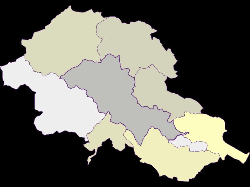 Farmers (comparison to federal state) in Alland