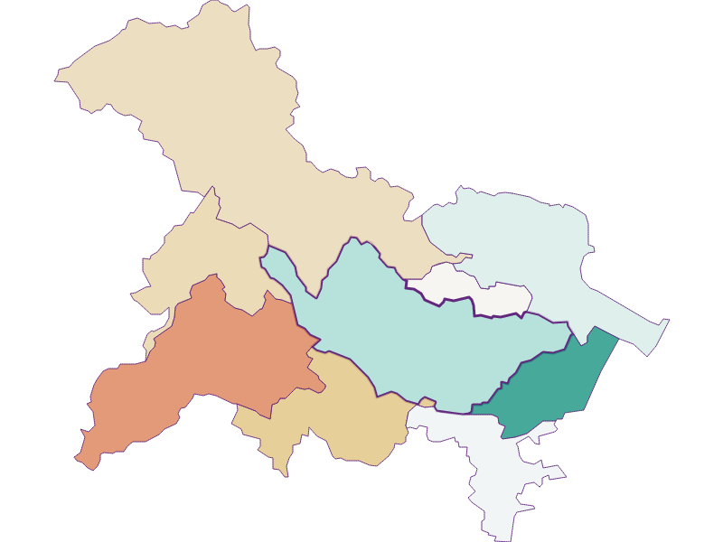 Population development since 1900 in Bad Vöslau