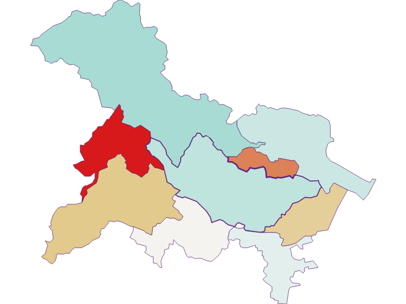 Population development since 2011 in Bad Vöslau