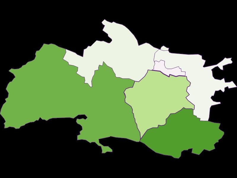 Settlement in Enzesfeld-Lindabrunn