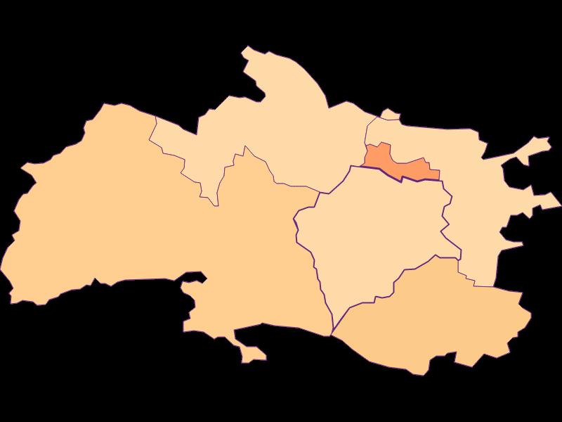 Household size in Enzesfeld-Lindabrunn
