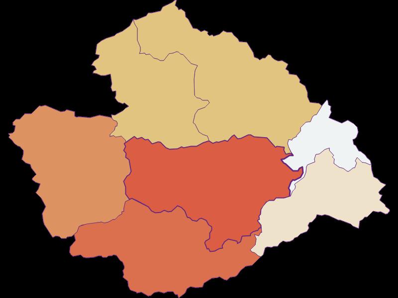 Демография с 1869 года в Furth an der Triesting