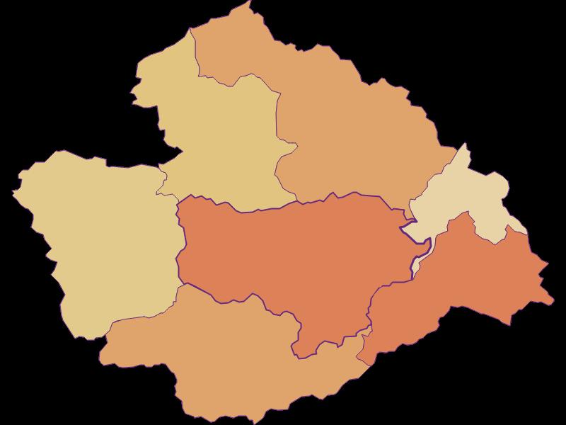 Демография с 1900 года в Furth an der Triesting