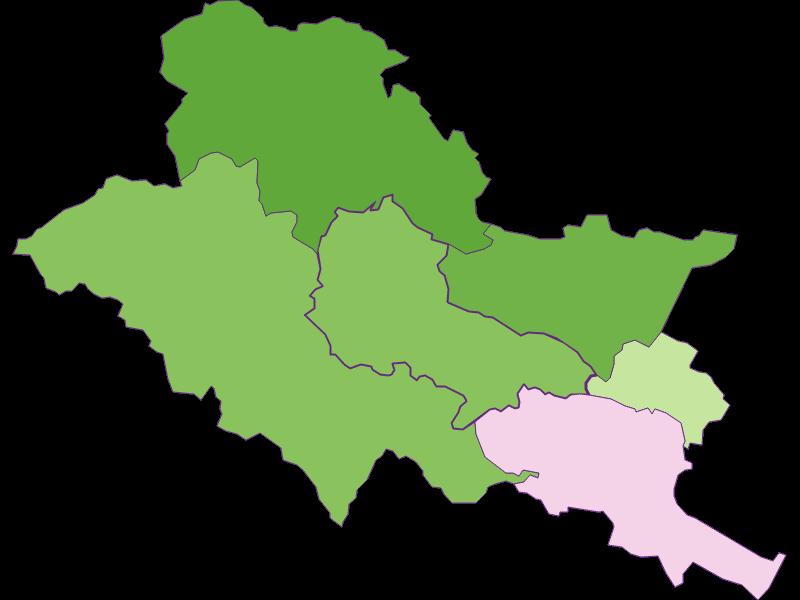 Settlement in Heiligenkreuz