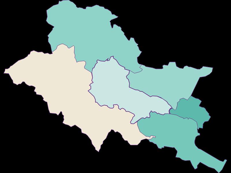 Population development since 1869 in Heiligenkreuz
