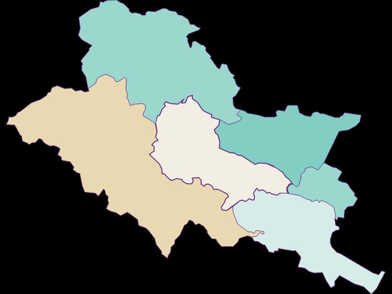 Population development since 1900 in Heiligenkreuz