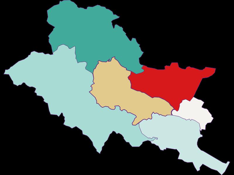 Population development since 2011 in Heiligenkreuz
