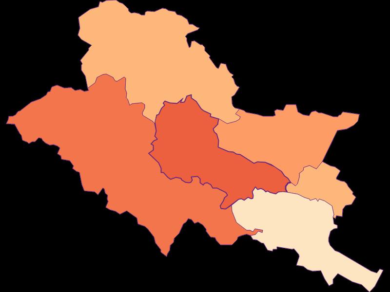 Household size in Heiligenkreuz
