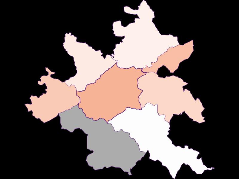 Bevölkerungsaktivität in Klausen-Leopoldsdorf