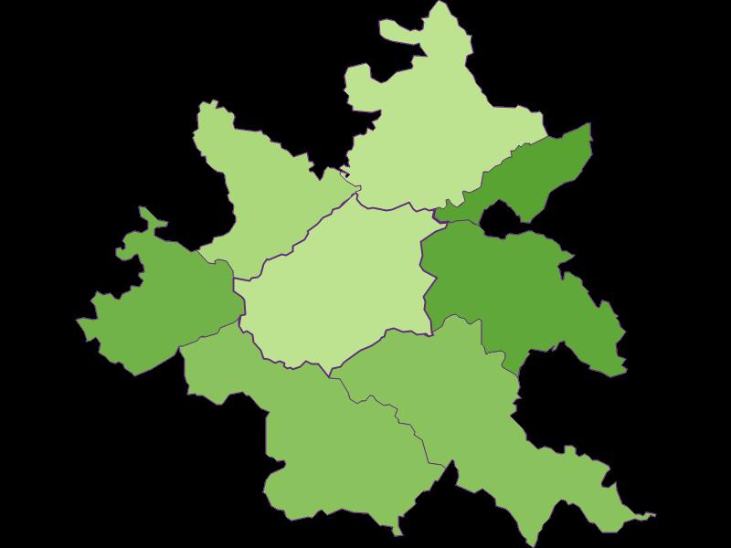 Besiedlung in Klausen-Leopoldsdorf