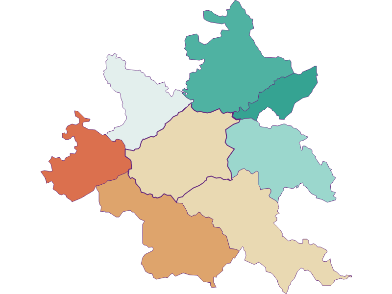 Bevölkerungsentwicklung seit 1900 in Klausen-Leopoldsdorf