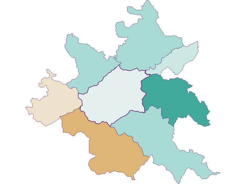 Bevölkerungsentwicklung seit 2011 in Klausen-Leopoldsdorf