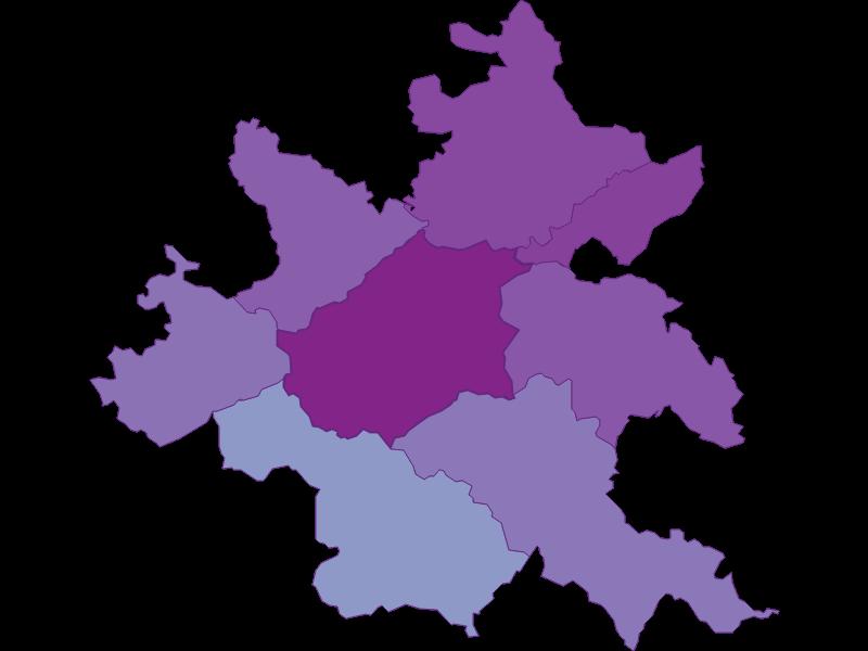 Pendler in Klausen-Leopoldsdorf