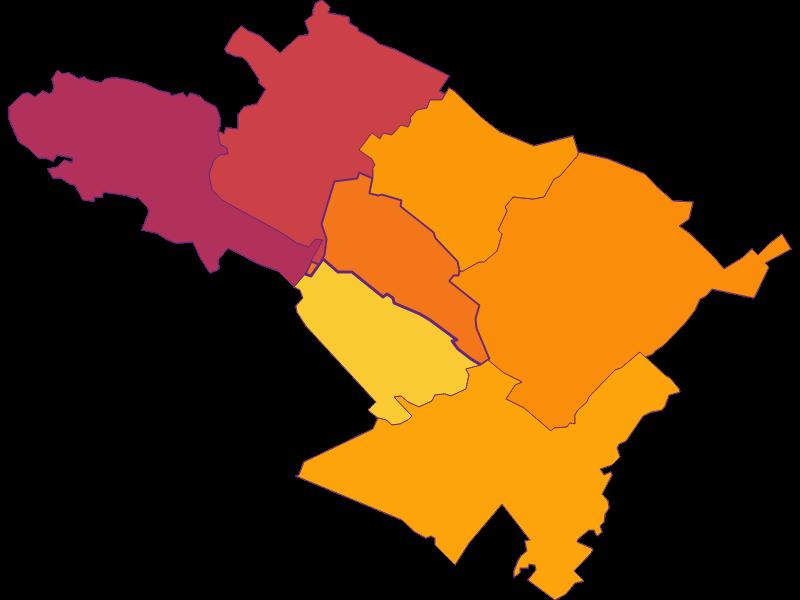 Плотность населения в Oberwaltersdorf