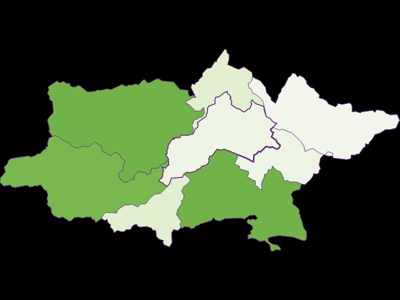 Settlement in Pottenstein