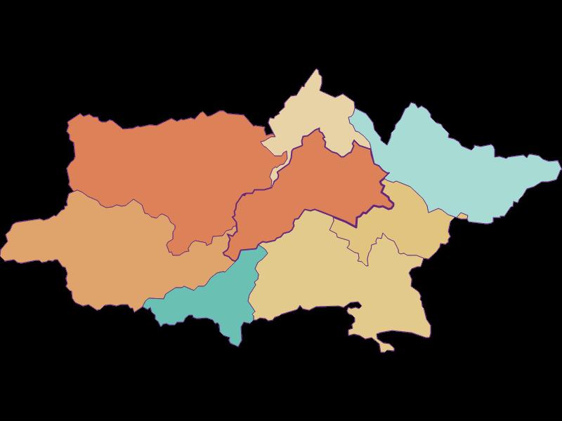 Population development since 1900 in Pottenstein
