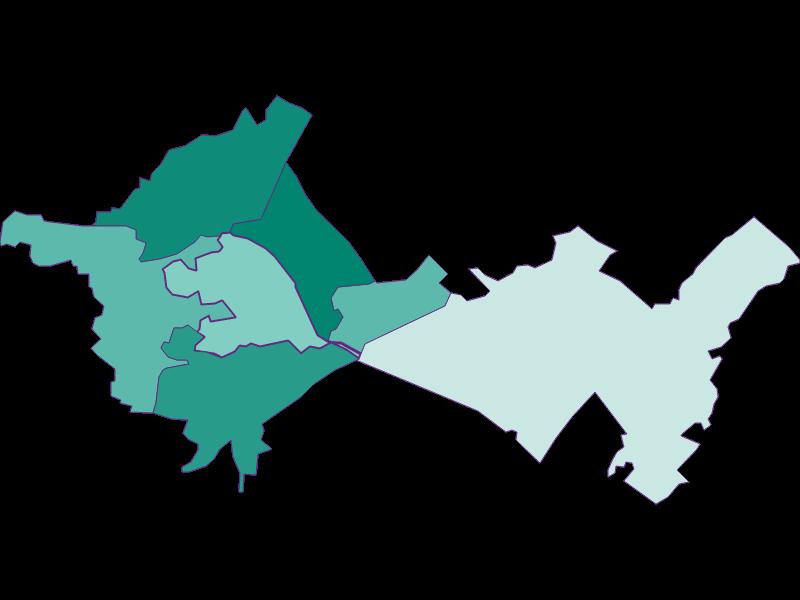 Демография с 1869 года в Schönau an der Triesting