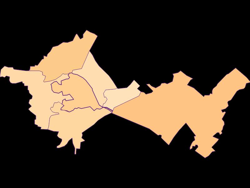 Размер домохозяйства в Schönau an der Triesting