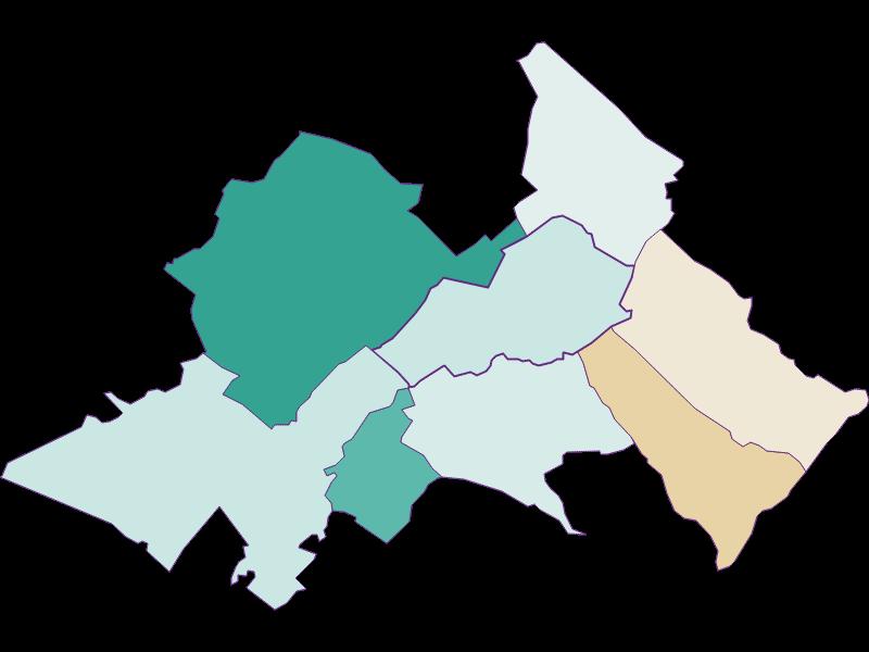 Population development since 1869 in Seibersdorf