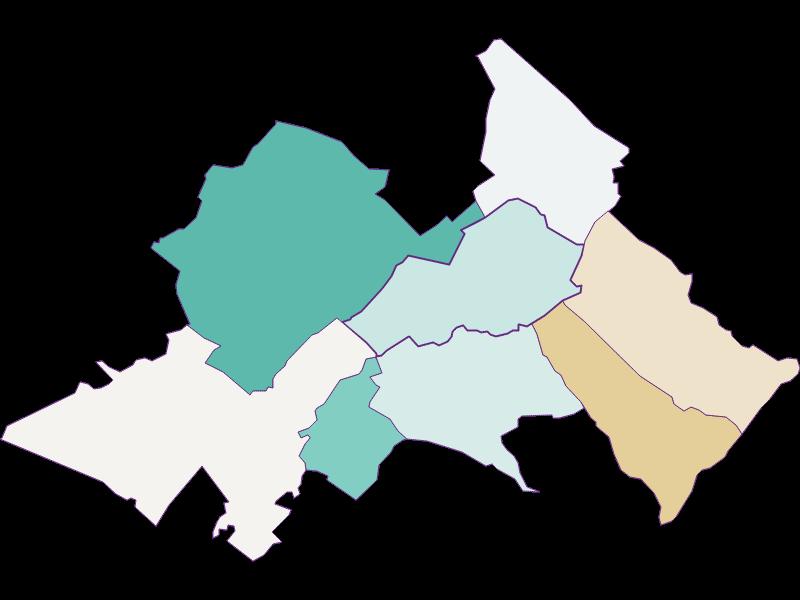 Population development since 1900 in Seibersdorf