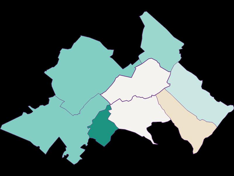 Population development since 2011 in Seibersdorf