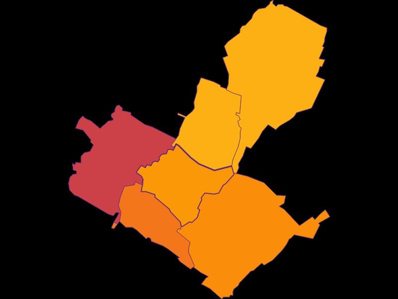 Плотность населения в Trumau