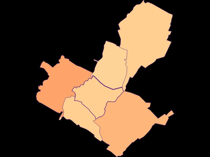 Размер домохозяйства в Trumau