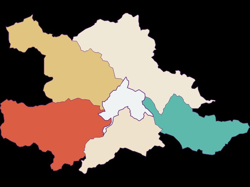 Population development since 1869 in Weissenbach an der Triesting