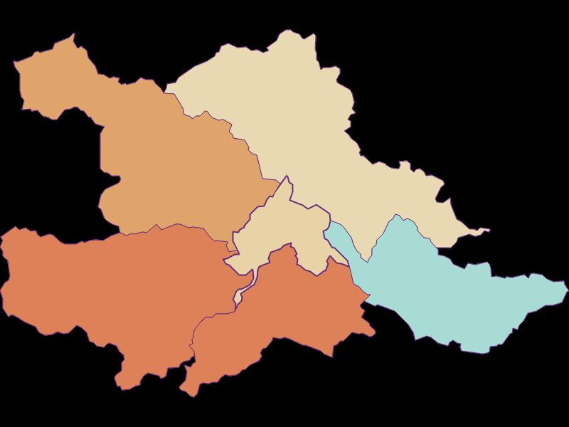Population development since 1900 in Weissenbach an der Triesting