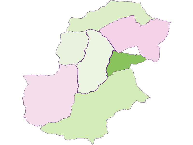 Заселенность в Bürs