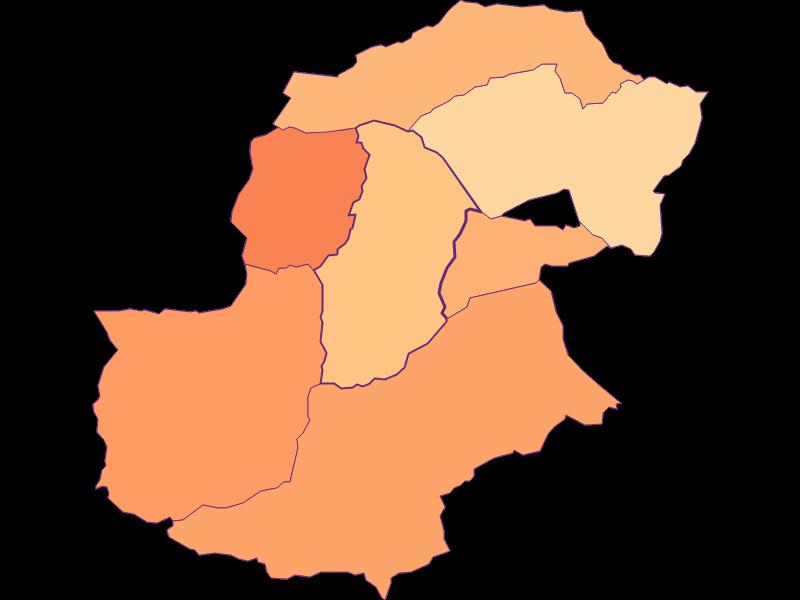 Размер домохозяйства в Bürs