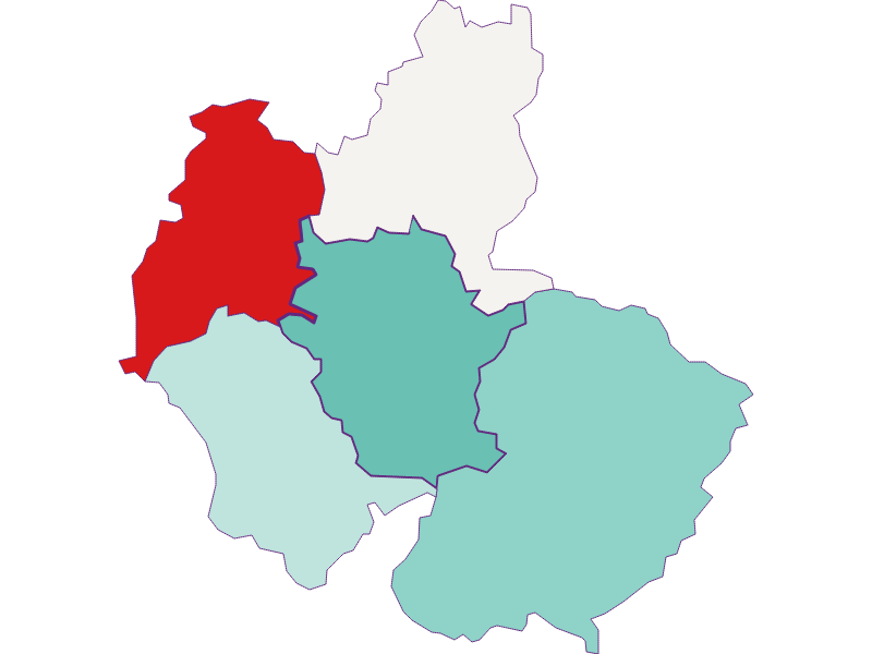 Прирост населения за 2011-2018 | Eichenberg