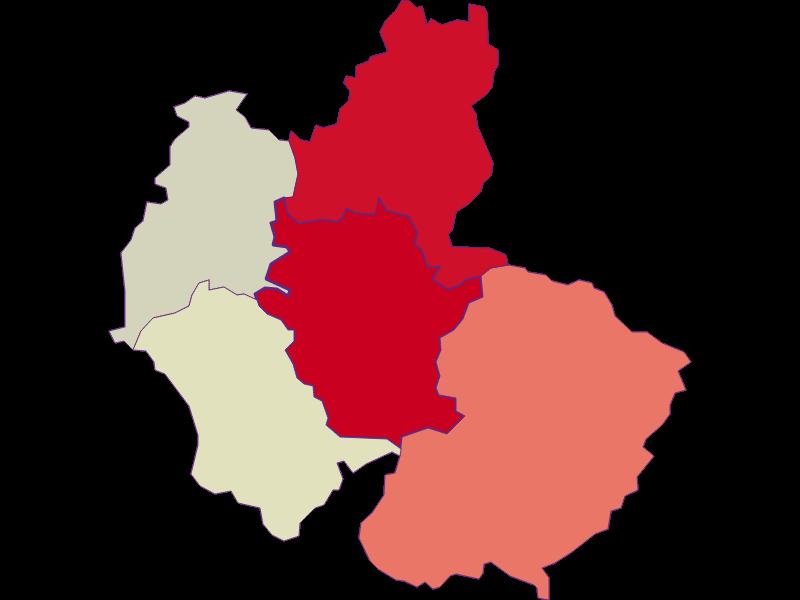 Landwirte (Bundesland-Vergleich) | Eichenberg
