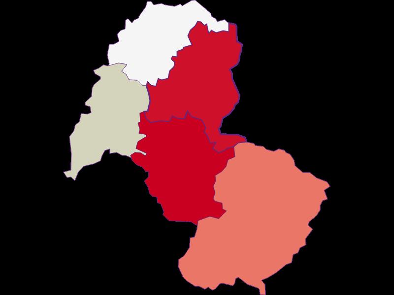 Landwirte (Bundesland-Vergleich) | Möggers