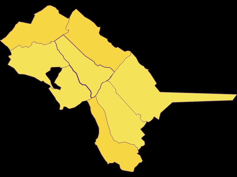 Плотность населения в Au am Leithaberge