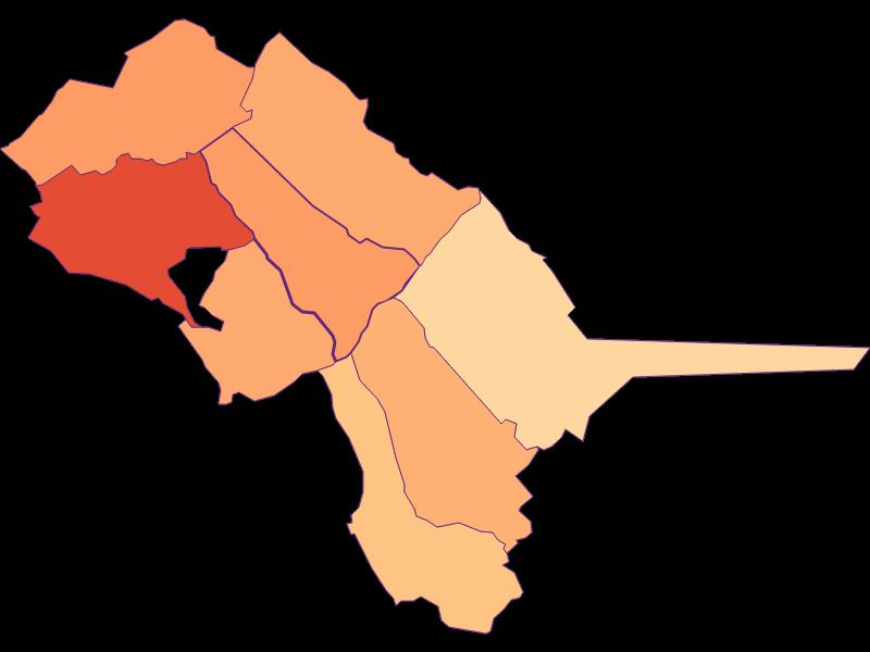Размер домохозяйства в Au am Leithaberge