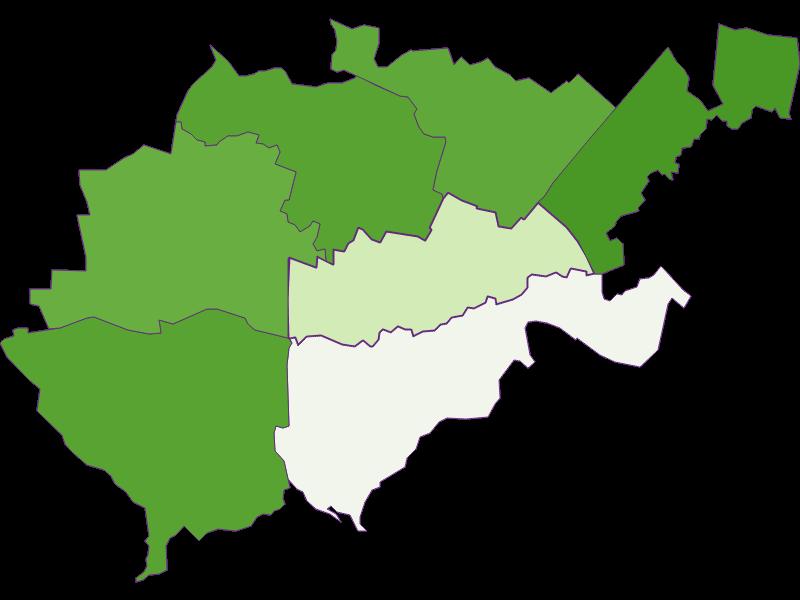Заселенность в Bruck an der Leitha