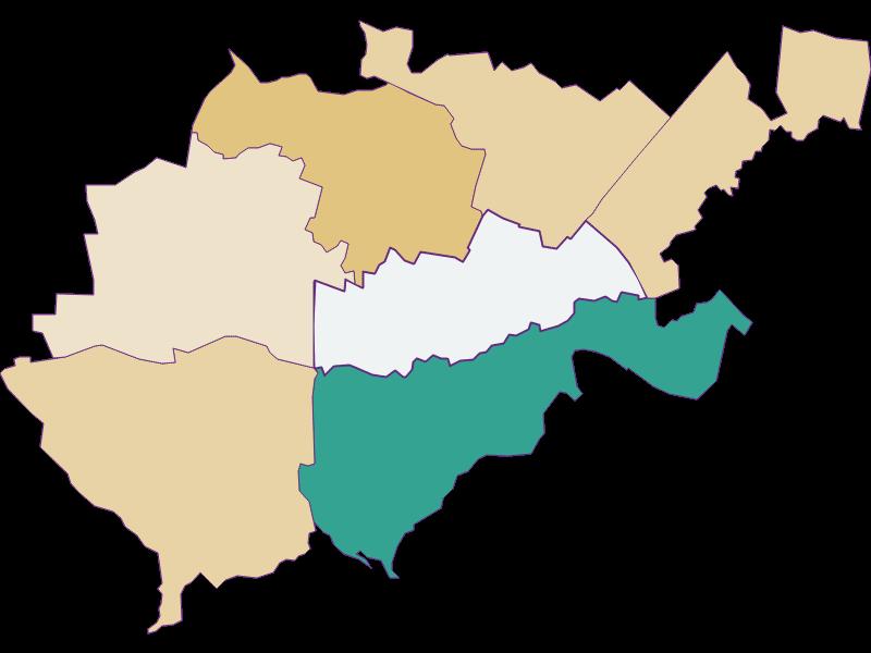 Population development since 1869 in Bruck an der Leitha