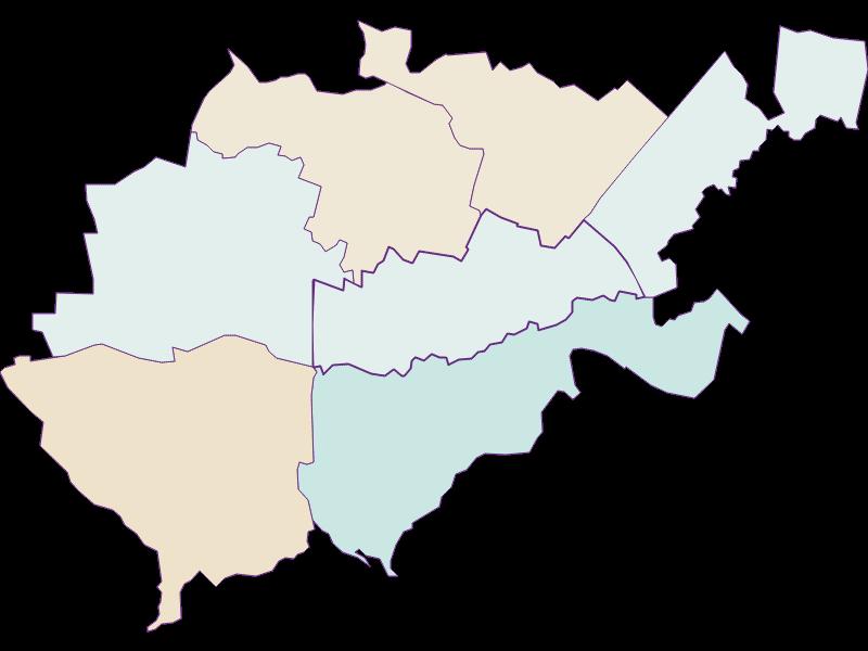 Population development since 2011 in Bruck an der Leitha