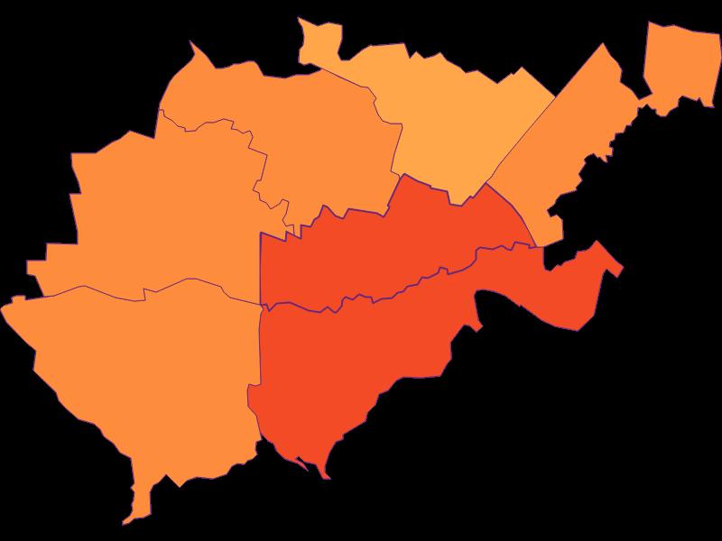 Urbanity in Bruck an der Leitha